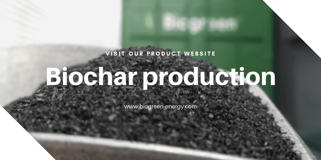 biochar production equipment